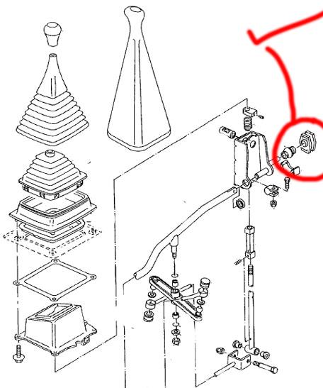gear linkage part - vw t4 forum